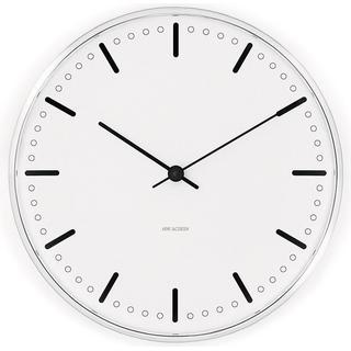 Arne Jacobsen City Hall 16cm Wall clock