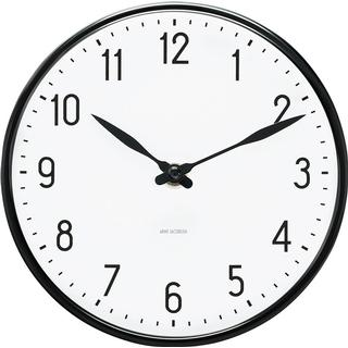 Arne Jacobsen Station 16cm Wall clock