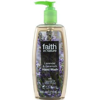 Faith in Nature Lavender & Geranium Hand Wash 300ml