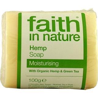 Faith in Nature Hemp Soap 100g