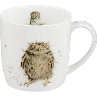 Royal Worcester Wrendale What a Hoot Cup 31 cl
