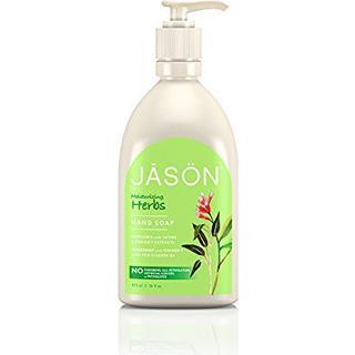 Jason Natural Hand Soap Moisturising Herbs 480ml