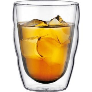 Bodum Pilatus Drinking Glass 25 cl 2 pcs
