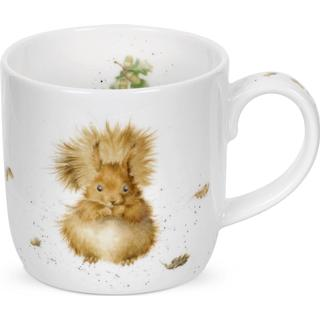Royal Worcester Treetops Redhead Cup 31 cl