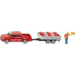 Siku Pick Up with Tipping Trailer 3543