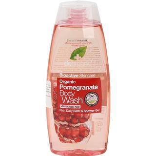 Dr. Organic Pomegranate Body Wash 250ml