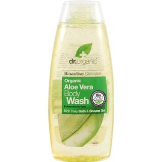 Dr. Organic Aloe Vera Body Wash 250ml