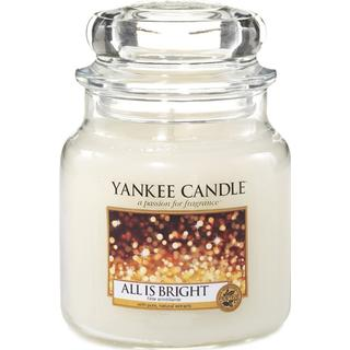 Yankee Candle All Is Bright Medium Scented Candles