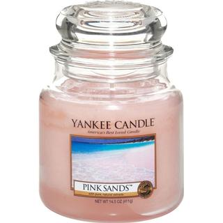 Yankee Candle Pink Sands Medium Scented Candles