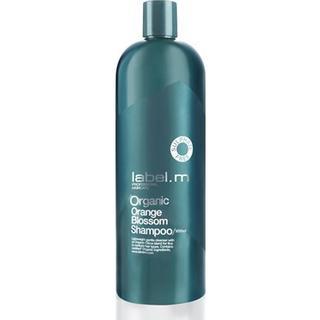 Label.m Organic Orange Blossom Shampoo 1000ml