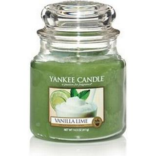 Yankee Candle Vanilla Lime Medium Scented Candles