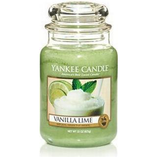 Yankee Candle Vanilla Lime Large Scented Candles
