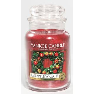 Yankee Candle Red Apple Wreath Large Scented Candles