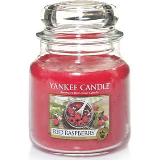 Yankee Candle Raspberry Medium Scented Candles
