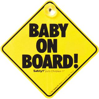 Safety 1st Baby On Board