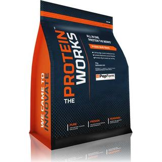 The Protein Works All in One Protein The Works Banana Smooth 1kg