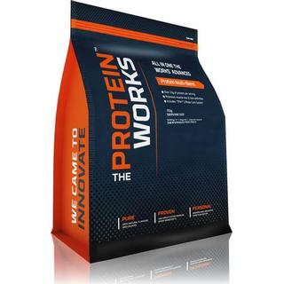 The Protein Works All in One Protein The Works Banana Smooth 2kg