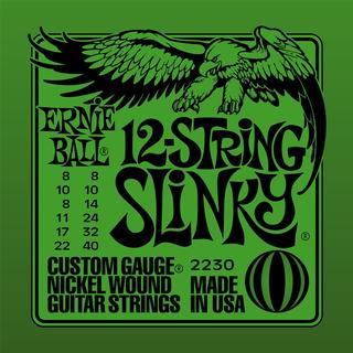 Ernie Ball Slinky 12-String Nickel Wound