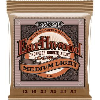 Ernie Ball Earthwood Medium Light