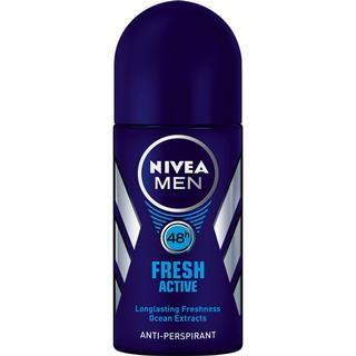 Nivea Men Fresh Active Deo Roll-on 50ml