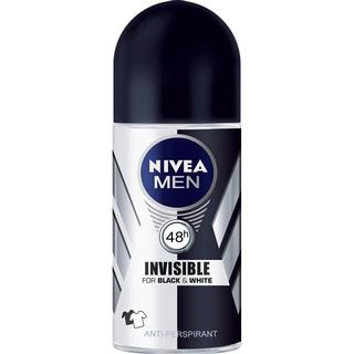 Nivea Men Invisible Black & White Original Deo Roll-On 50ml