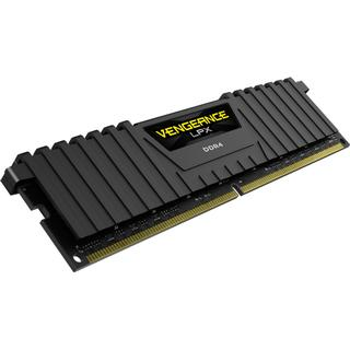 Corsair Vengeance LPX Black DDR4 2400MHz 8GB (CMK8GX4M1A2400C14)