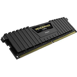 Corsair Vengeance LPX Black DDR4 2666MHz 4x8GB (CMK32GX4M4A2666C16)