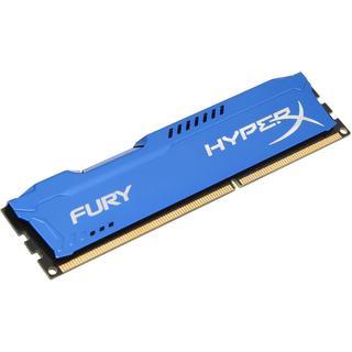 HyperX Fury Blue DDR3 1866MHz 8GB (HX318C10F/8)