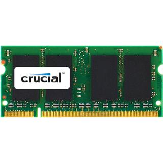 Crucial DDR3 1066MHz 4GB for Mac (CT4G3S1067MCEU)