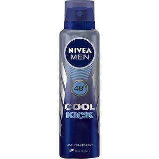 Nivea Men Cool Kick Deo Spray 150ml