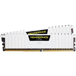 Corsair Vengeance LPX White DDR4 2666Mhz 2x8GB (CMK16GX4M2A2666C16W)