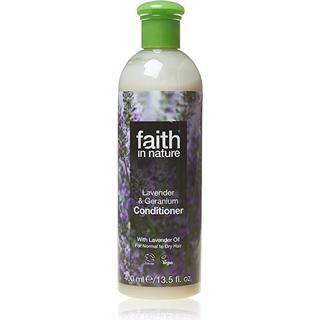 Faith in Nature Lavender &geranium Conditioner 400ml