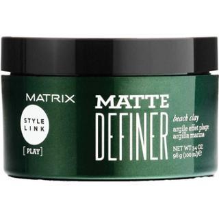 Matrix Style Link Matte Definer Beach Clay 100ml