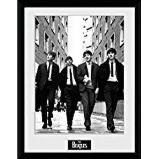 GB Eye The Beatles 30x40cm Framed art
