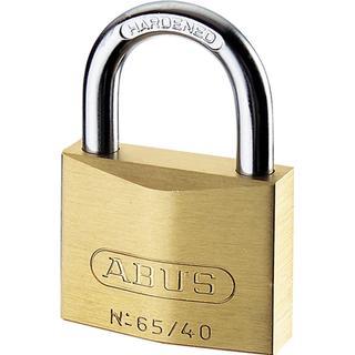 ABUS Padlock Brass 65/25
