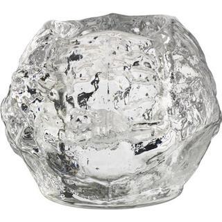 Kosta Boda Snowball 9cm Candle Holder