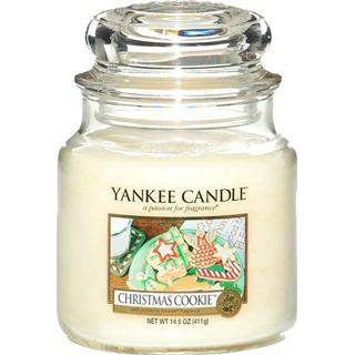 Yankee Candle Christmas Cookie Medium Scented Candles