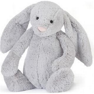 Jellycat Bashful Silver Bunny 51cm