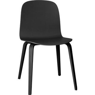 Muuto Visu Wood Base Kitchen Chair