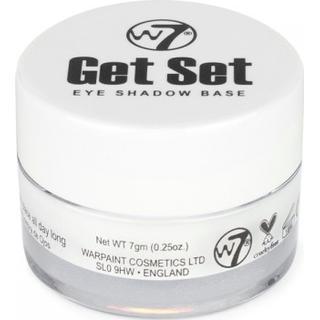 W7 Get Set Eye Shadow Base White Pearl