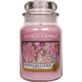 Yankee Candle Snowflake Cookie Large Scented Candles