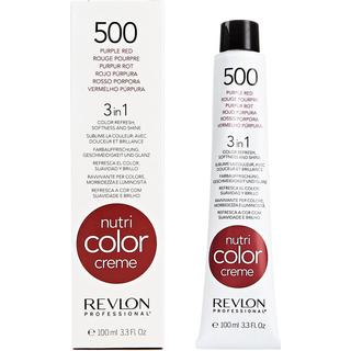 Revlon Nutri Color Creme #500 Purple Red 100ml