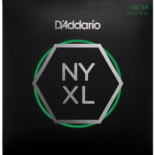 D'Addario NYXL0838
