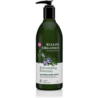 Avalon Organics Rejuvenating Rosemary Glycerin Hand Soap 355ml