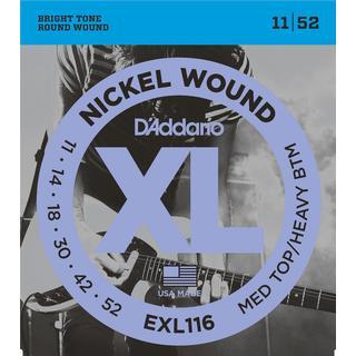 D'Addario EXL116