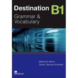 Destination Grammar B1 (Häftad, 2008), Häftad