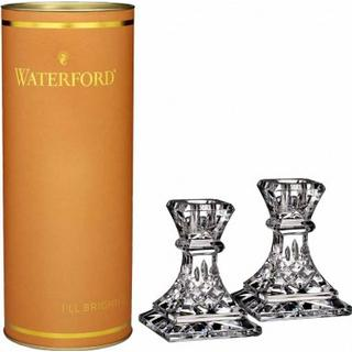 Waterford Giftology Lismore 2-pack Candlestick