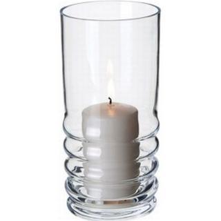 Dartington Wibble 20cm Hurricane Lamp Candlestick