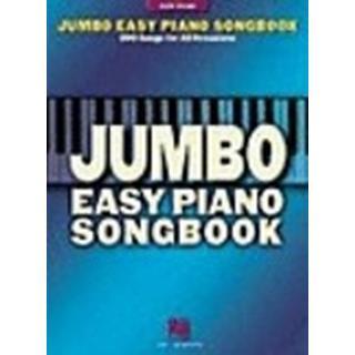 Jumbo Easy Piano Songbook (Häftad, 2012), Häftad