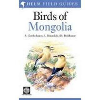 Birds of Mongolia (Häftad, 2009), Häftad